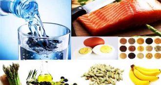 Alimentos para aplanar el abdomen portada