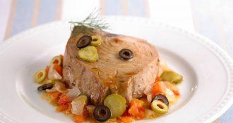 Dieta del atun portada