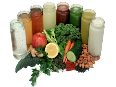 Dieta depurativa de 3 días