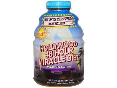 Dieta Hollywood de 48 horas