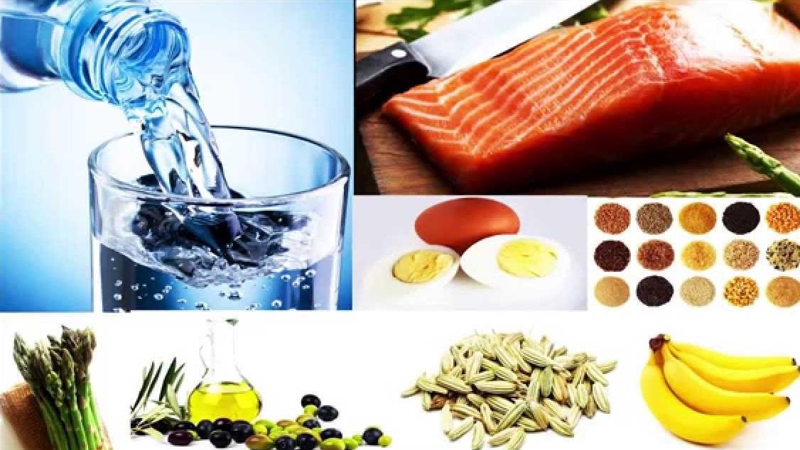 Alimentos para aplanar el abdomen