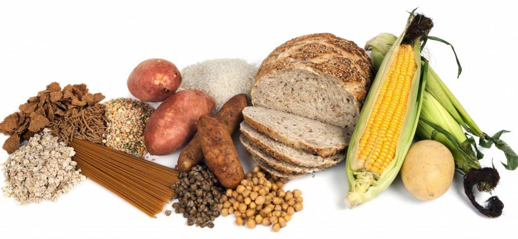 imagen alimentos con carbohidratos