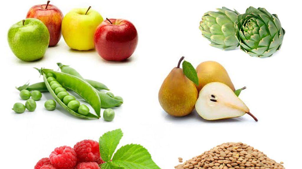 imagen alimentos con fibra