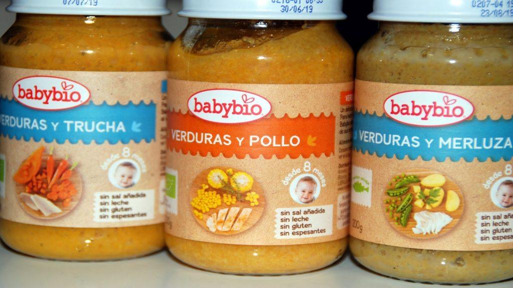 dieta del bebe imagen