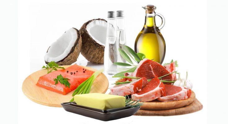 imagen dieta cetogénica